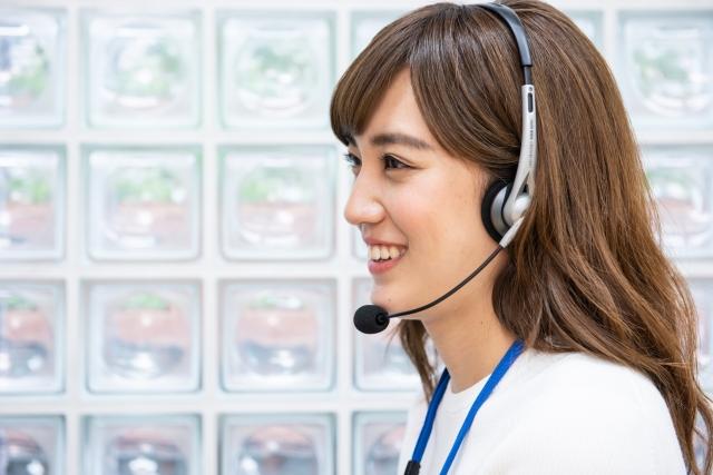 オンライン英会話のヘッドセット