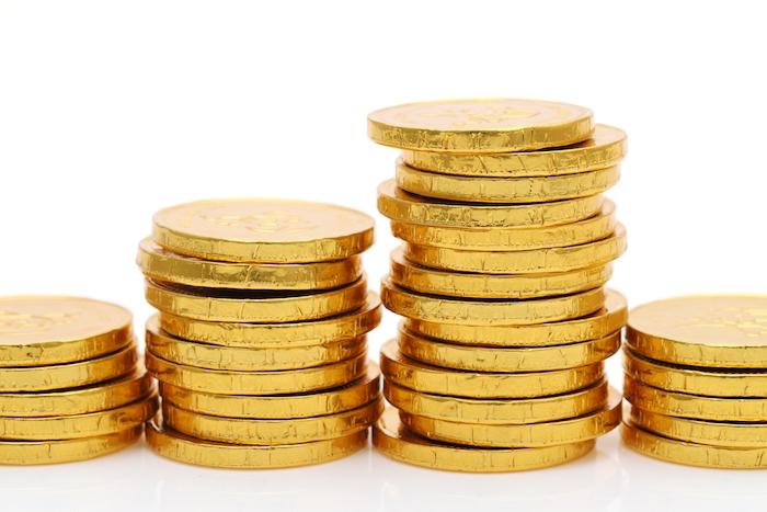 ネイティブキャンプのコイン
